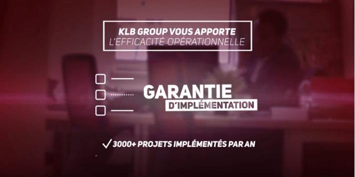 Film Institutionnel KLB Group